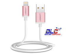 Cáp sạc Lightning 2M UGREEN 10467 cho iPhone 5, 5S, iPhone 6, iPhone 6 Plus, iPad 4 iPad Mini