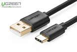 Cáp USB 3.1 Type C to USB 2.0 dài 1m Ugreen 30159